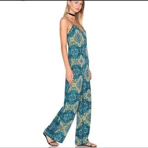 House of Harlow x Revolve jumpsuit